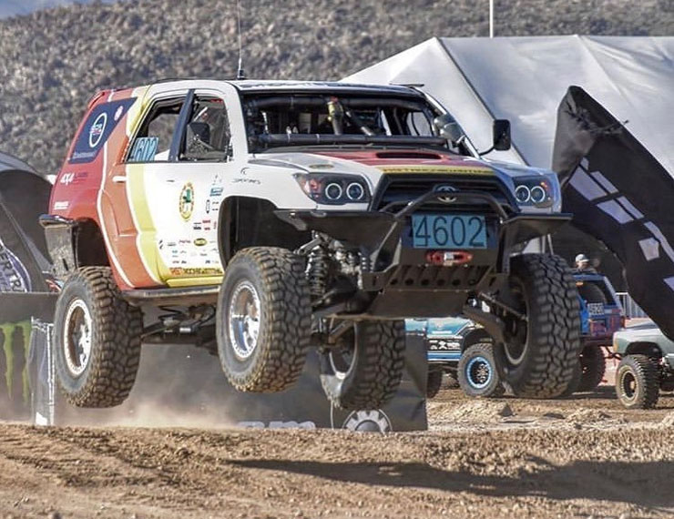 Marlin Crawler's New Rock Crawling Long Travel IFS Suspension System (#RCLT)