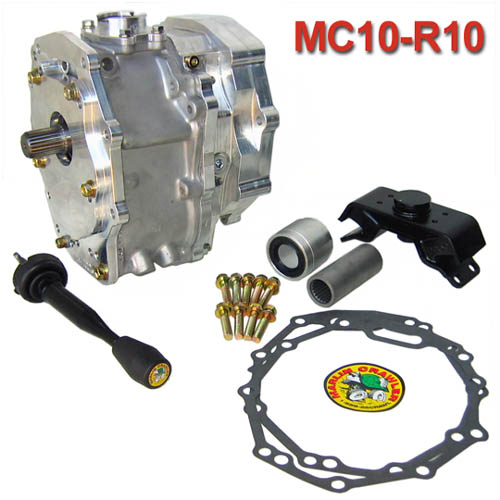 New Product - MC10-R10 Chain Drive Transfercase Adapter!