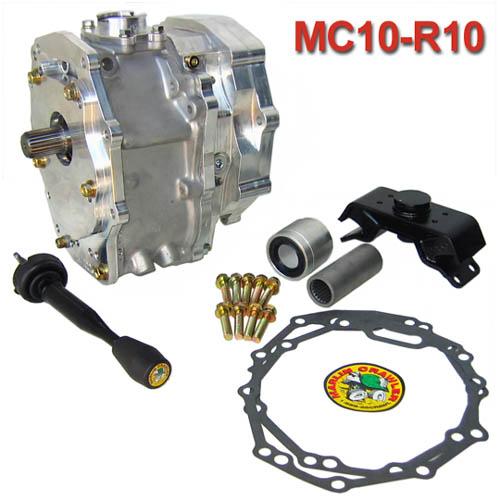 New Product - MC10-R10 Chain Drive Transfercase Adapter!